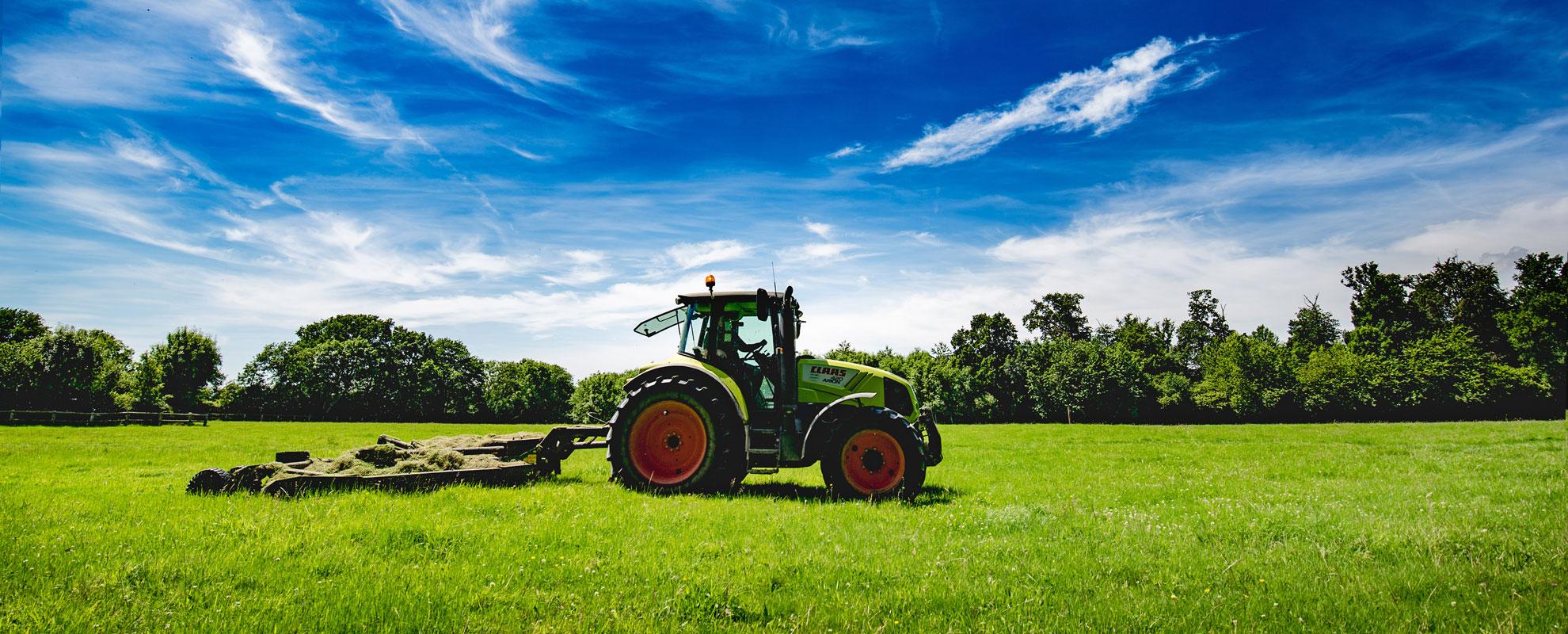 HDSP-Tractor Farm